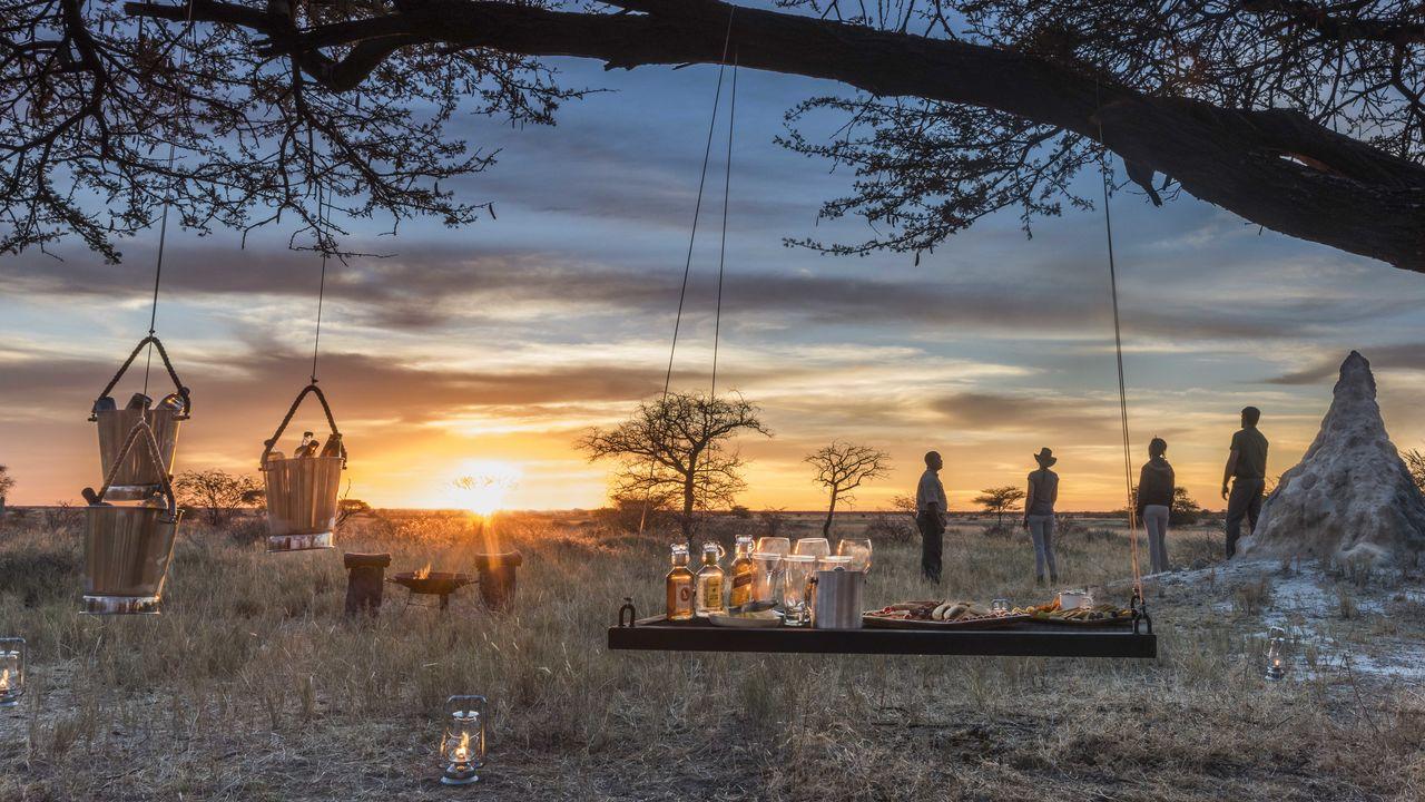 luxe in tanzania