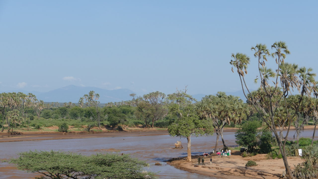 Samburu National Reserve bezoeken | Matoke Tours