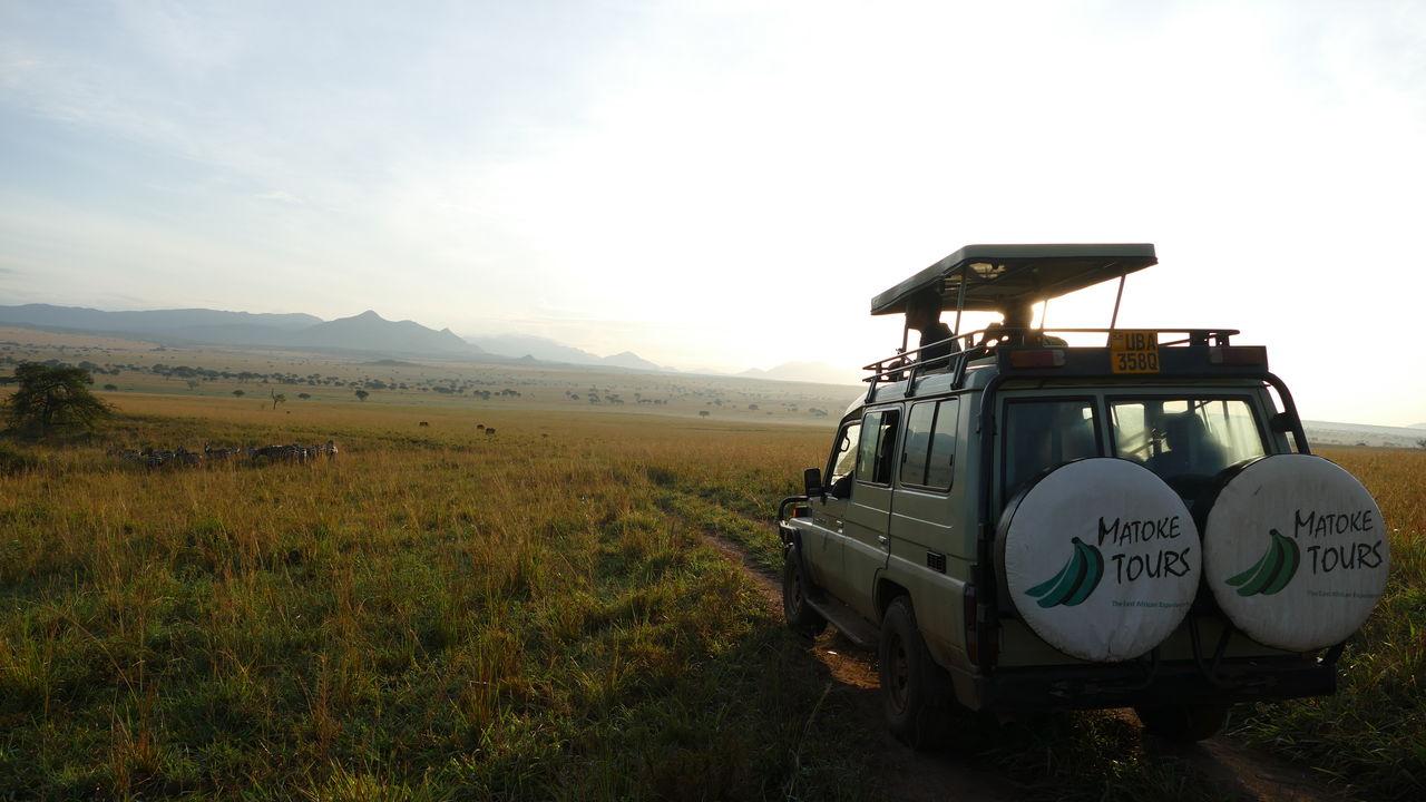 Uganda safaris in Kidepo Valley – Matoke Tours