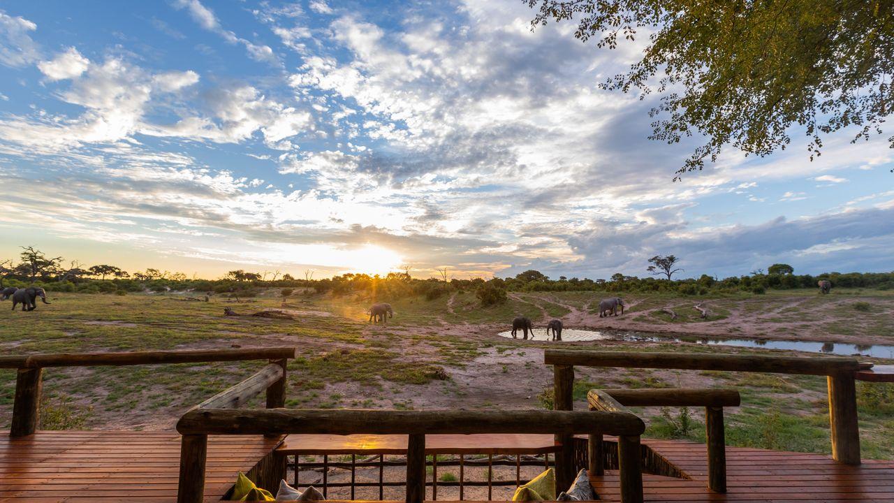 Chobe National Park - Chobe rivier - Botswana met Matoke Tours