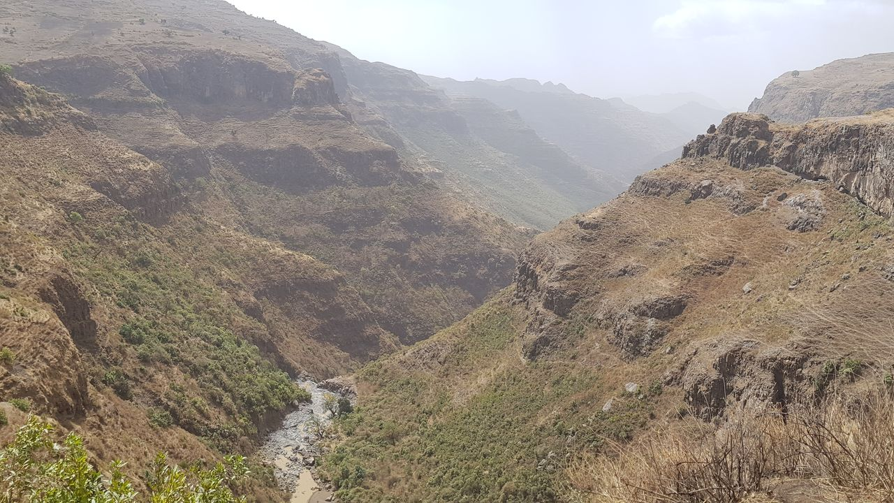 Simien Mountains » Matoke