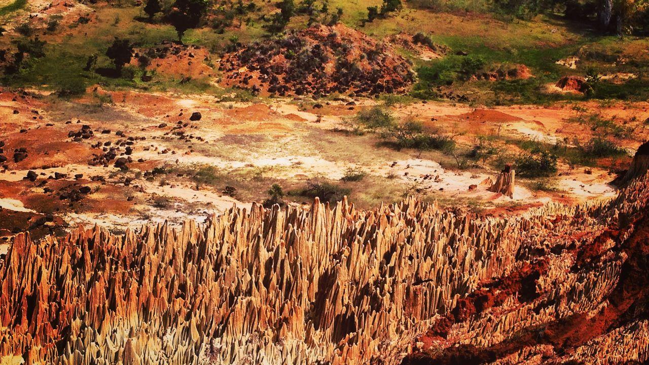 Tsingy Rouge Madagaskar - Tsingy bezoeken Madagascar