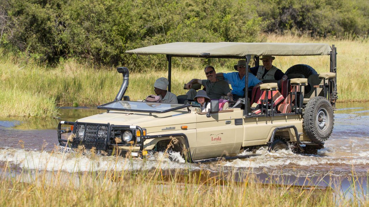 Zelf rijden Botswana   Matoke Tours   4wd auto huren en vervoer in Botswana