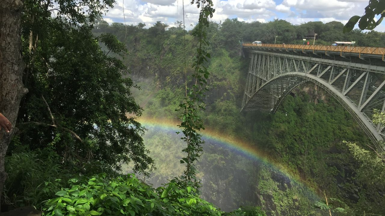 Victoria Falls Zimbabwe of Victoria Falls Zambia?